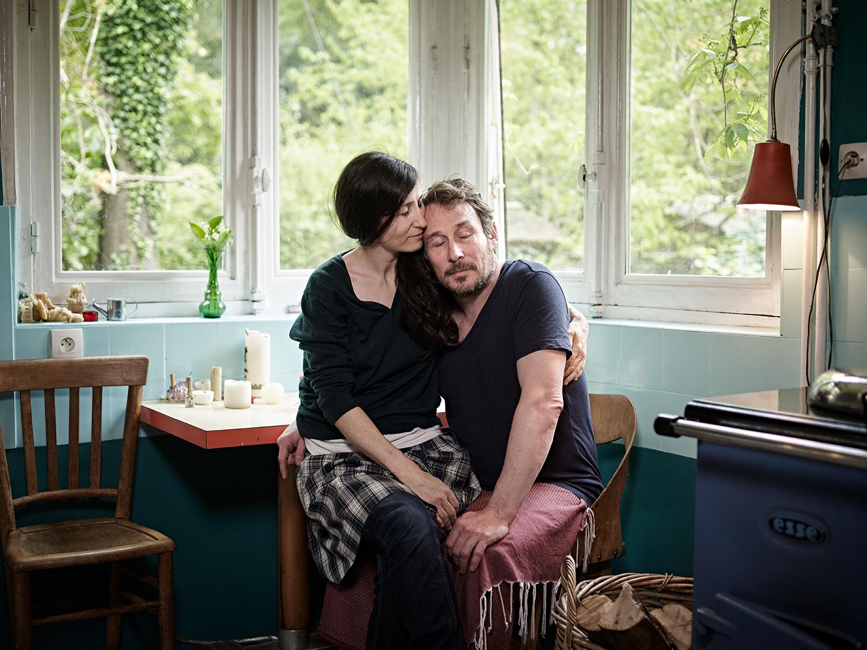 Les voisins - Eric & Marie