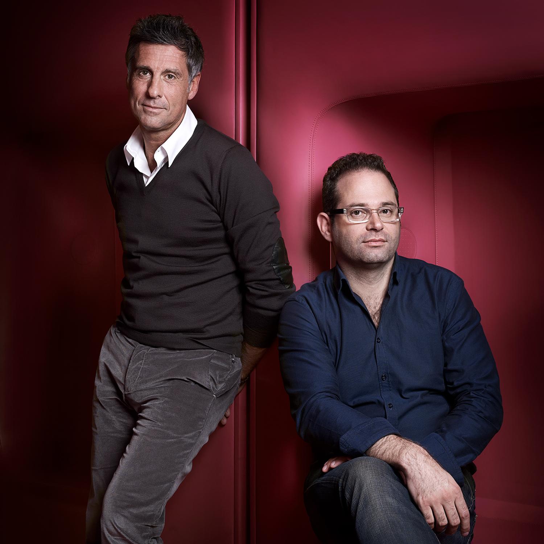 Marc Simoncini & Stephane Vial